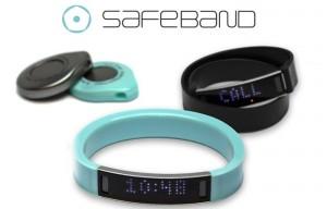 SafeBand Smartband And Companion MiniTags (video)