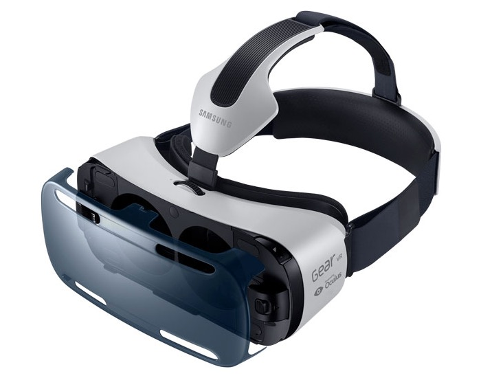 samsung gear vr virtual reality headset launches for 199 video. Black Bedroom Furniture Sets. Home Design Ideas