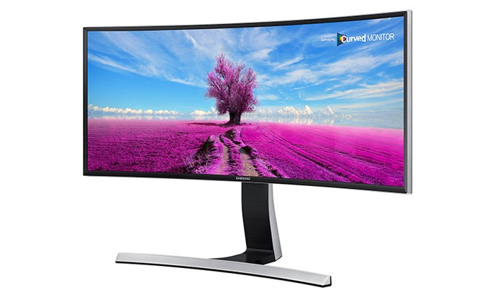 Samsung  SE790C curved monitor