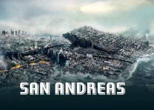 San Andreas Movie Official Teaser Trailer Shows The Rock Battling An Earthquake (video)