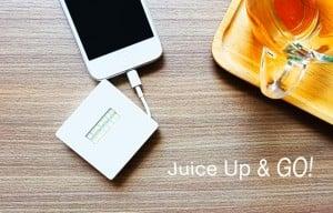 PowerLite Smartphone Camera Light And Backup Battery (video)