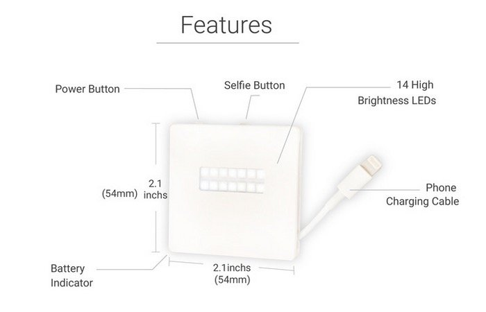 Smartphone Camera Light