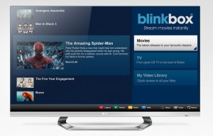 Vodafone Interested In Acquiring Tesco Blinkbox Streaming Service?