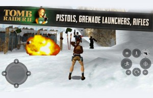 Tomb Raider 2 Lands On iOS Devices Today For $1.99