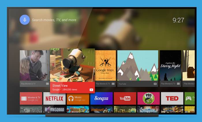 Android TV Launcher Gets Bug Fix Update
