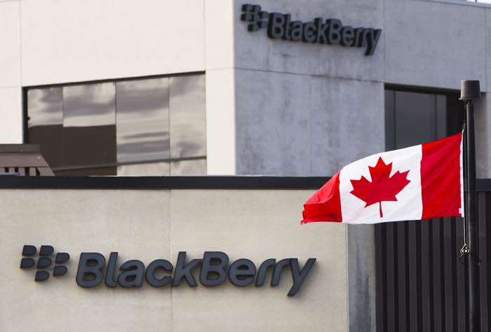 BlackBerry HQ
