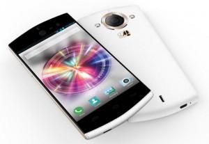 Micromax Canvas Selfie Smartphone Announced