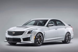 2016 Cadillac CTS-V will go 200mph thanks to Supercharged V8
