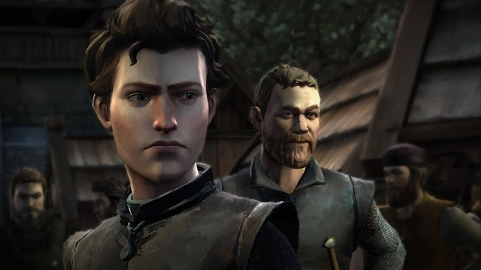 Telltale Game Of Thrones Lands On Android