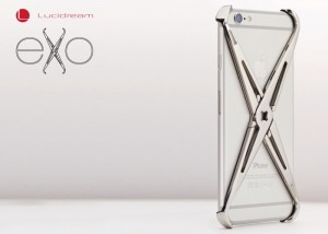 Lucidream eXo-Skeleton iPhone Case (video)