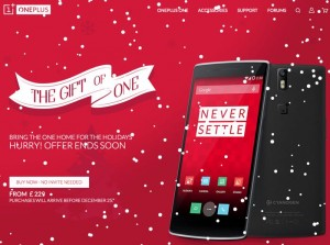 OnePlus One Now Available To Buy Without An Invite
