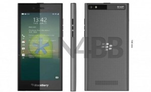 BlackBerry Rio Z20 Details and Images Leaked