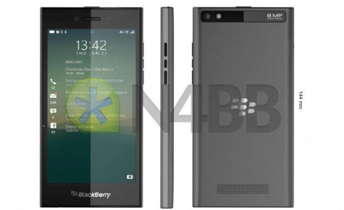 Blackberry Rio Z2