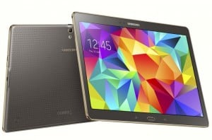 Galaxy Tab S Lands On T-Mobile This Month