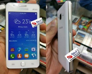 Samsung Z1 Leaked Poses For the Camera Again