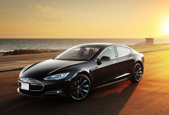 Tesla Model S Launched In Australia