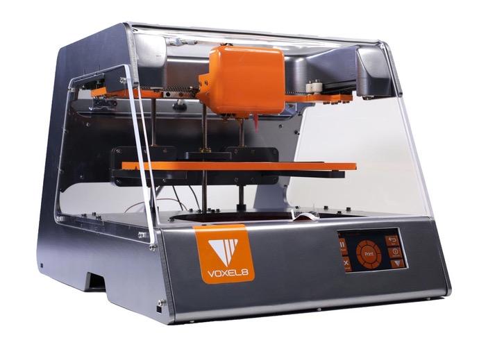 3D Electronics Printer