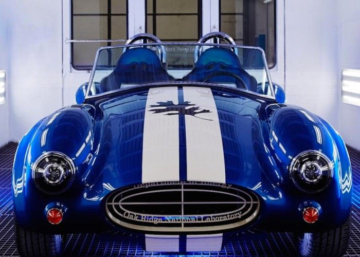 3D Printed Shelby Cobra