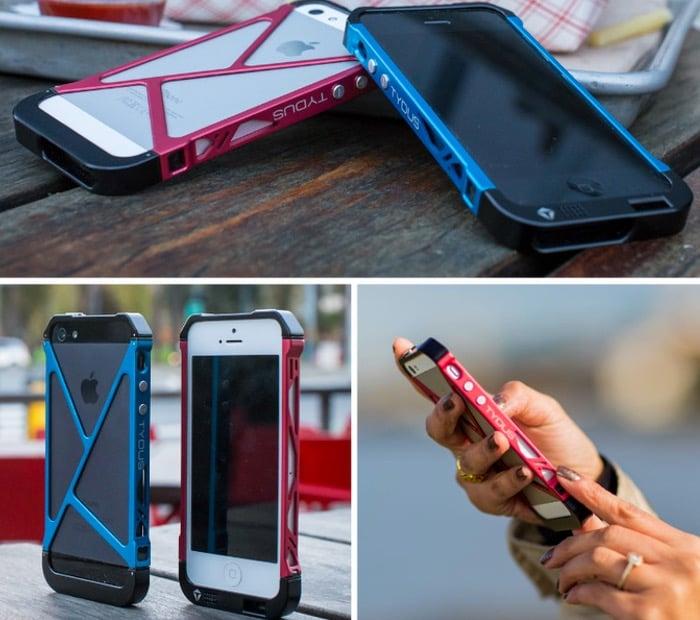 ARK Aluminium iPhone Case