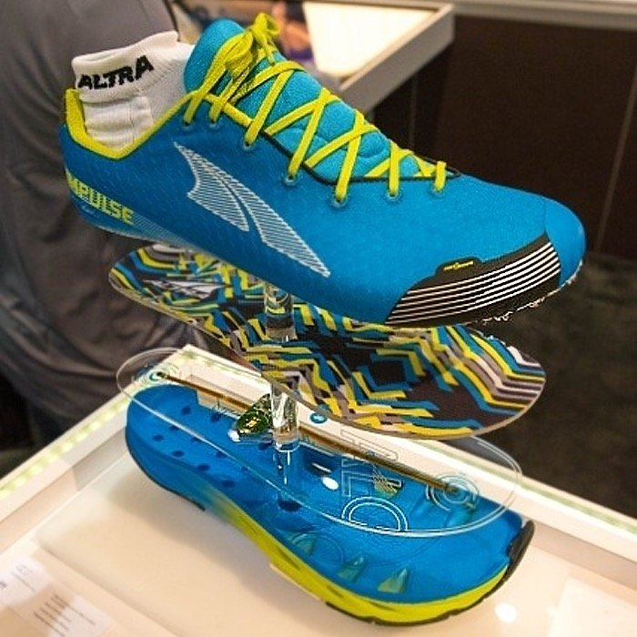 Altra Halo Smart Shoe Launches Late In 2015 For $180 (video)