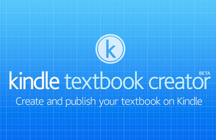 Amazon Kindle Textbook Creator