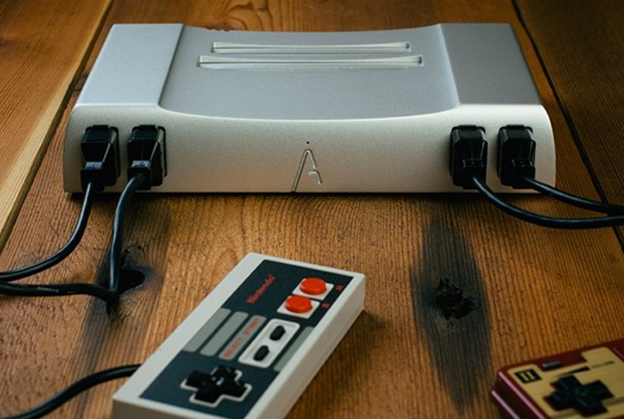 Analogue Interactive Aluminium NES