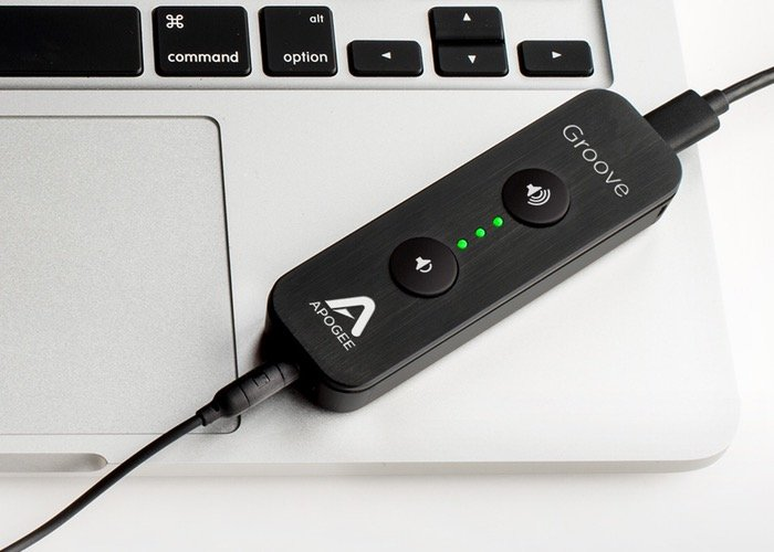 Apogee Groov USB DAC And Headphone Amp