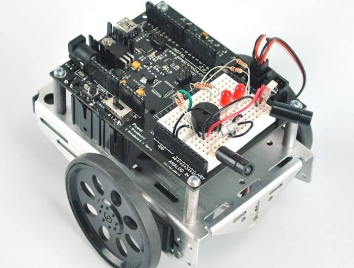 Arduino Open Source Robot