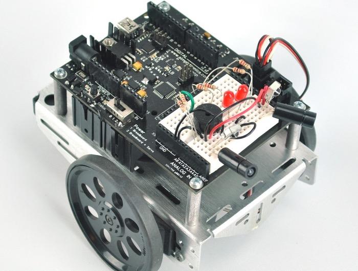 Arduino Open Source Robot