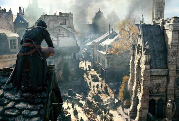 Assassin's Creed Unity Secrets of the Revolution DLC