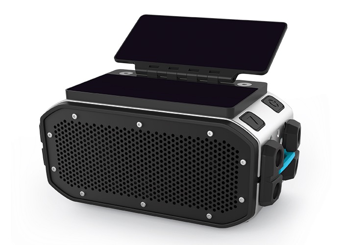Braven BRV-PRO Rugged Solar Powered Speaker Unveiled For $10