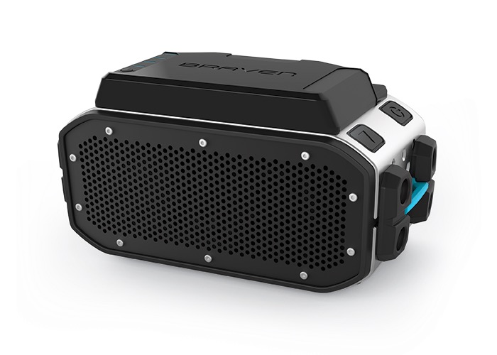 Braven BRV-PRO Rugged Solar Powered Speaker