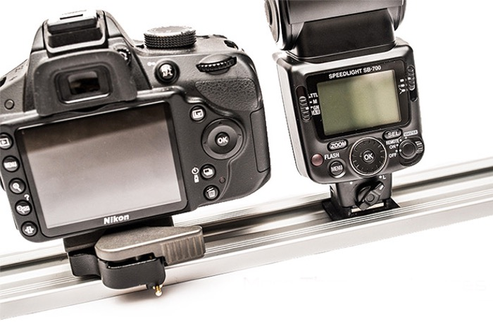Camera Accessory Storage System