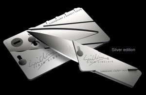 Iain Sinclair Cardsharp4 Offers A New CNC Machined Metal Body And Blade