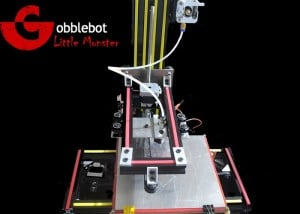 Cobblebot Little Monster 3D Printer Launches On Kickstarter From $199 (video)