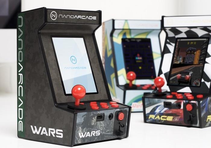 Desktop Arcade Gaming