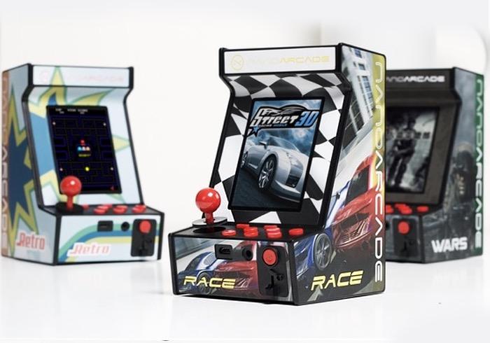 Desktop Arcade