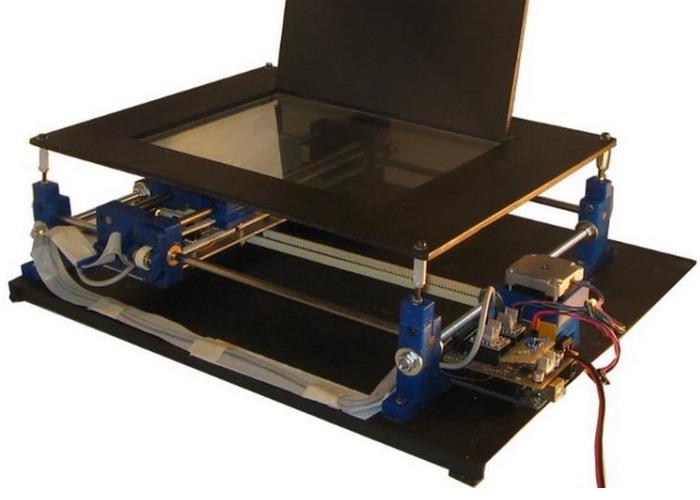 DiyouPCB Open Source Printed Circuit Board Printer