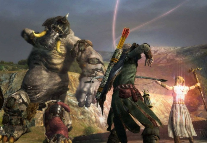 Dragons Dogma Online