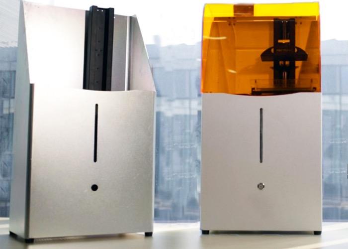 Draken SLA 3D Printer