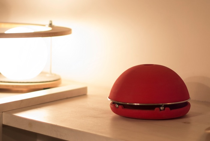 Egloo Candle Heater
