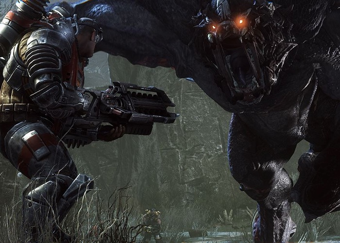 Evolve Open Beta