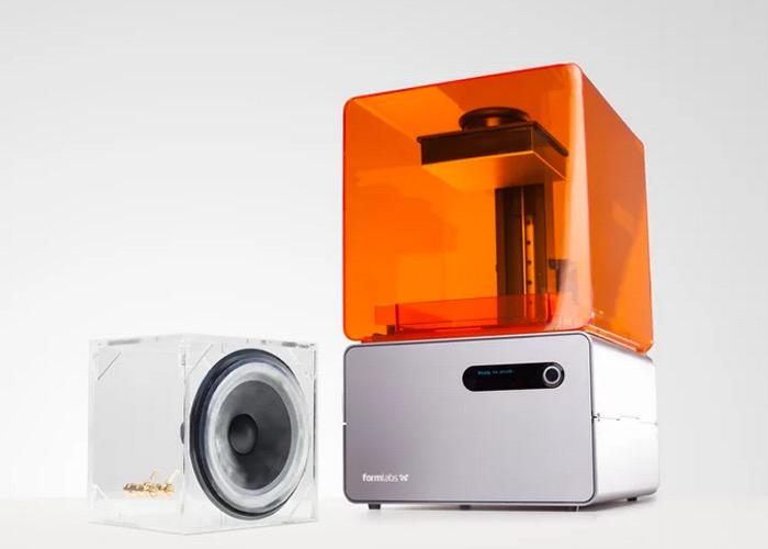 Form 1+ 3D Printer Update