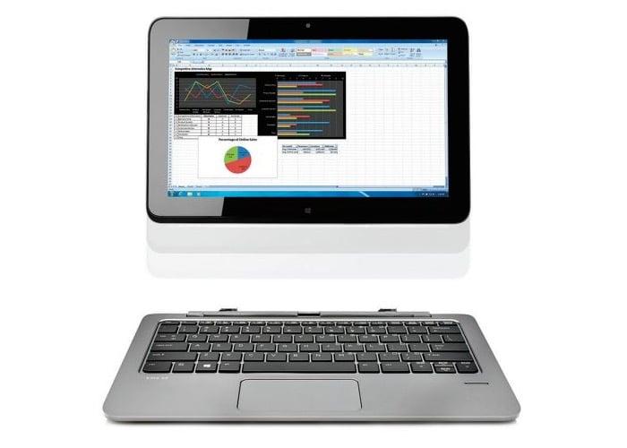 HP Elite x2 Hybrid Windows Tablet