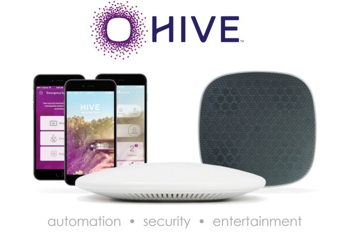 Hive Home Automation And Security System