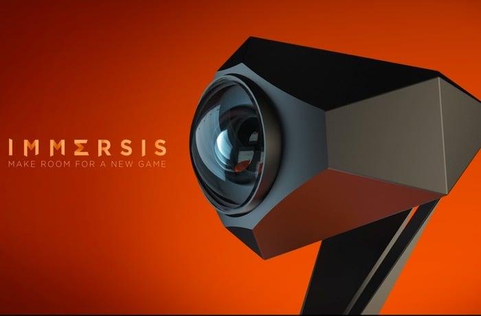 Immersis Virtual Reality Room
