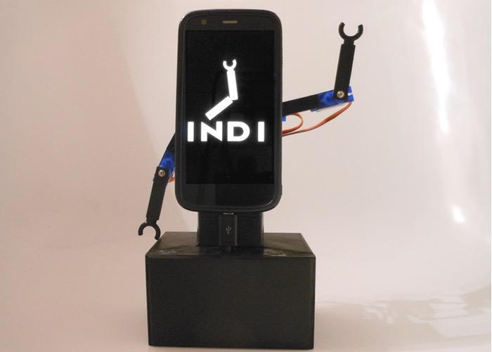 Indi Robotic Smartphone Dock