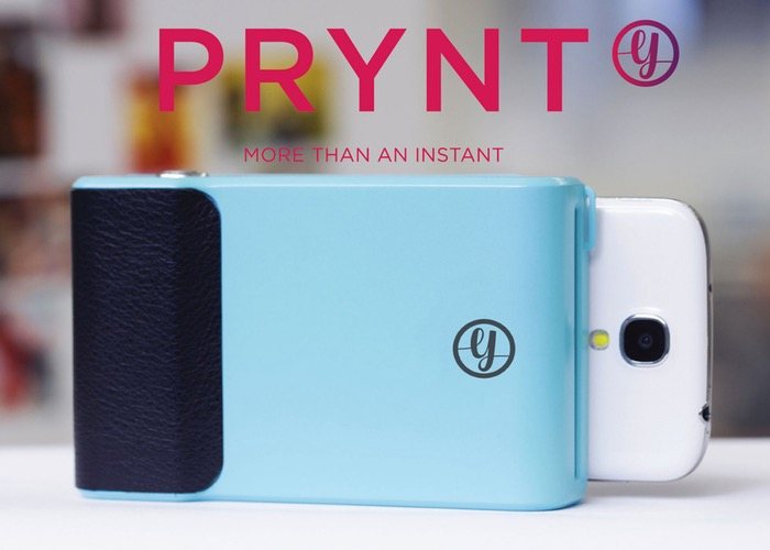 quality design 99976 f07c3 Prynt Case Transforms Your Smartphone Into An Instant Camera (video)