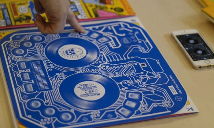 Interactive DJ Controller