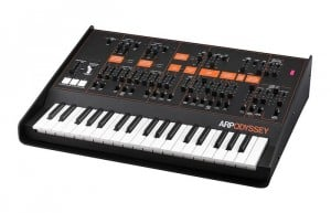 New Korg ARP Odyssey Launches In March For £935